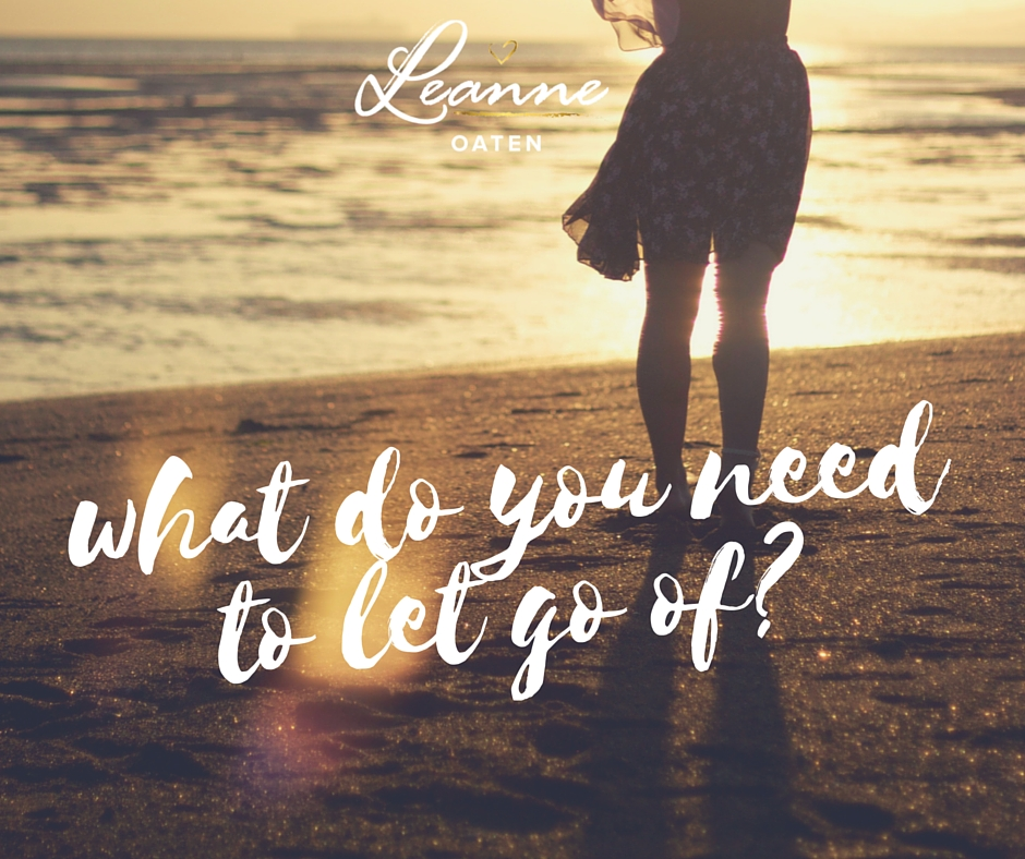 what do you need to let go of- (1)