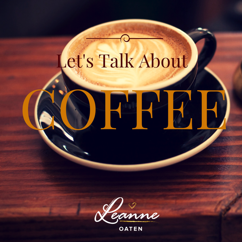 Let's Talk Aboutcoffee